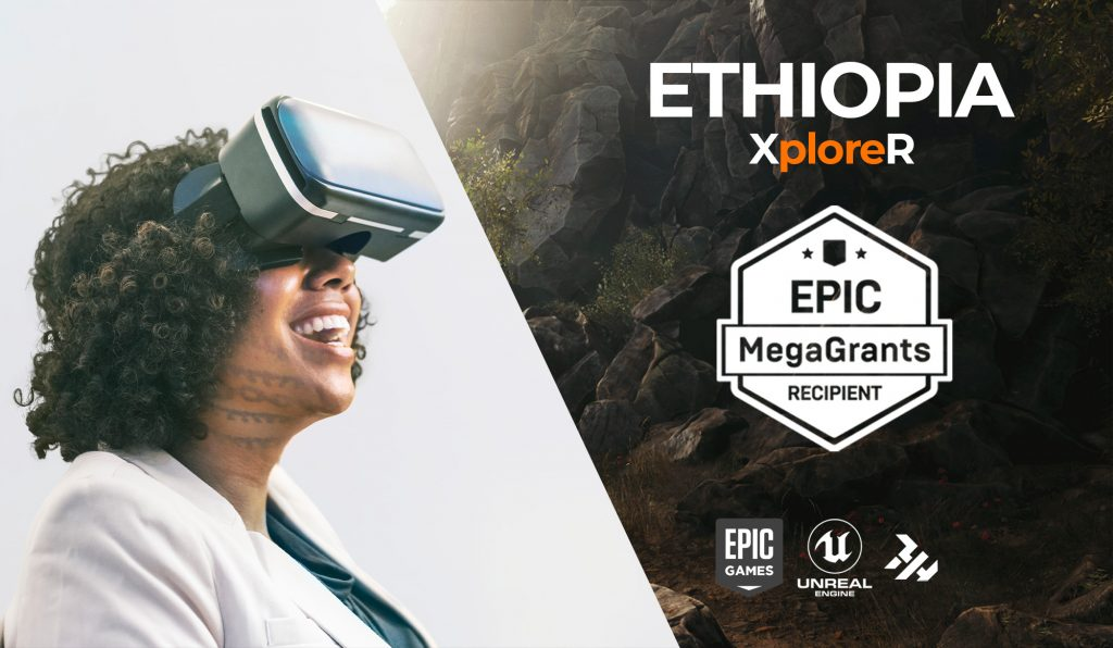 Guzo Technologies Receives A Grant from Epic Games to Gamify Ethiopian Historical Places Through Extended Reality