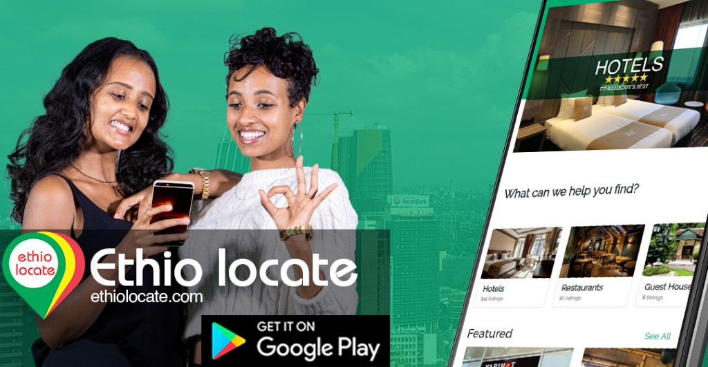 Ethio Locate, a Travel Guide Platform Launches It's Application