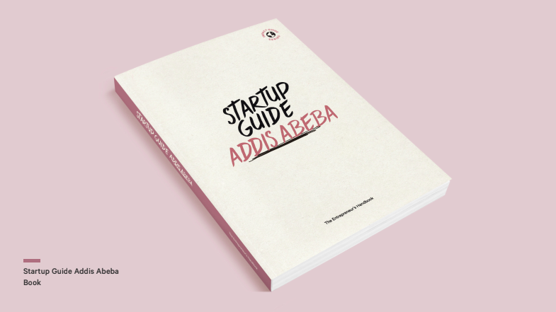 Startup Guide Book Is Coming to Addis Abeba
