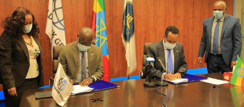 The World Bank and The Government of Ethiopia sign a $200 Million loan agreement