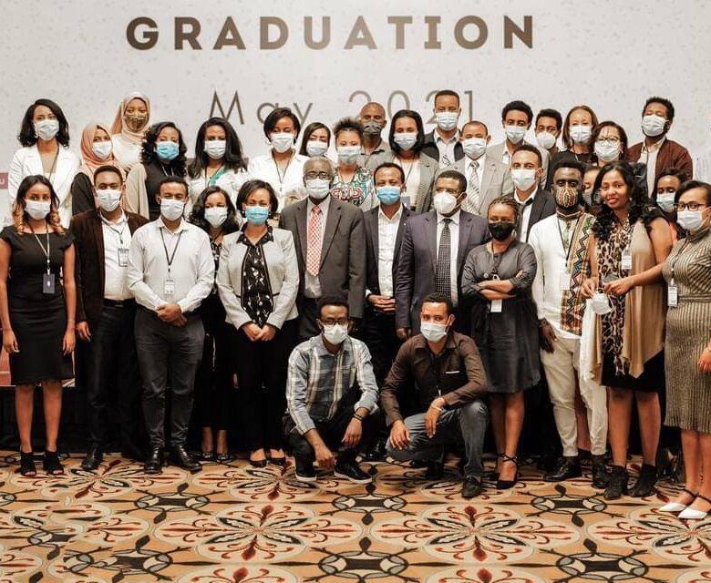 xHub Mastercard foundation JCC & YAW graduate 20 startups & 137 mentors