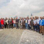 Safaricom Ethiopia Executive Team