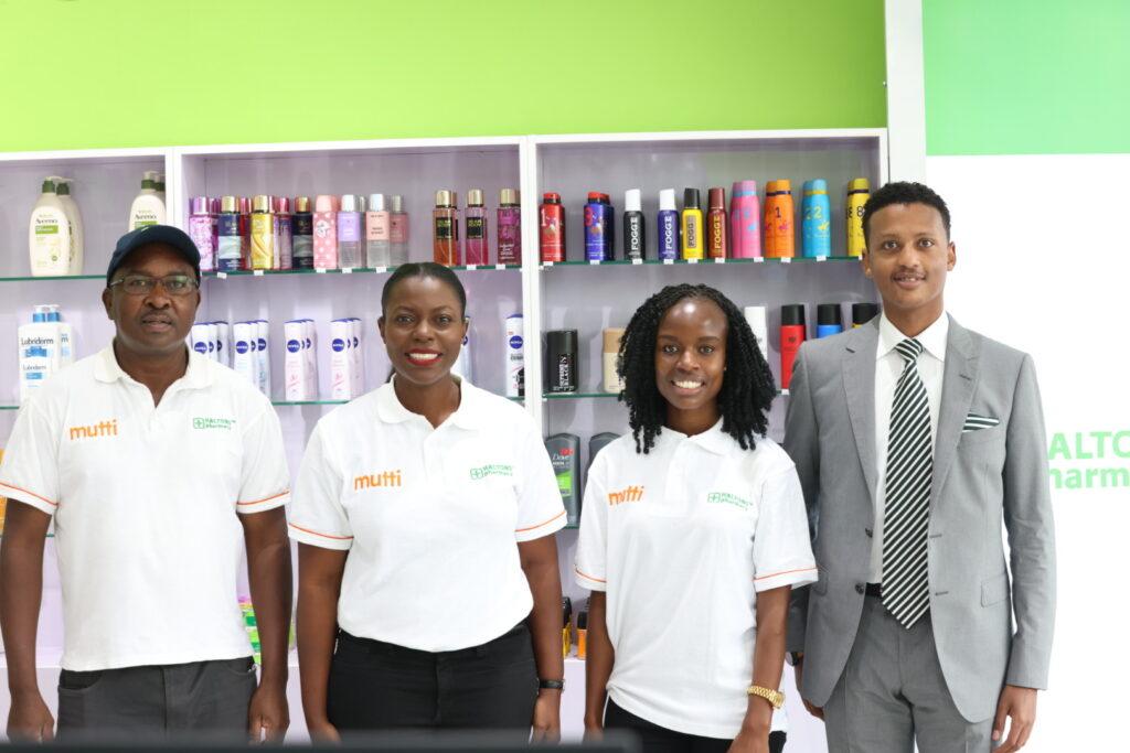 mPharma and Belayab Pharmaceuticals PLC Open Haltons Pharmacy in Ethiopia